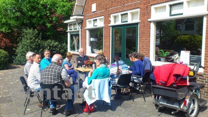 Societeit De Mantel | foto: Kontakt